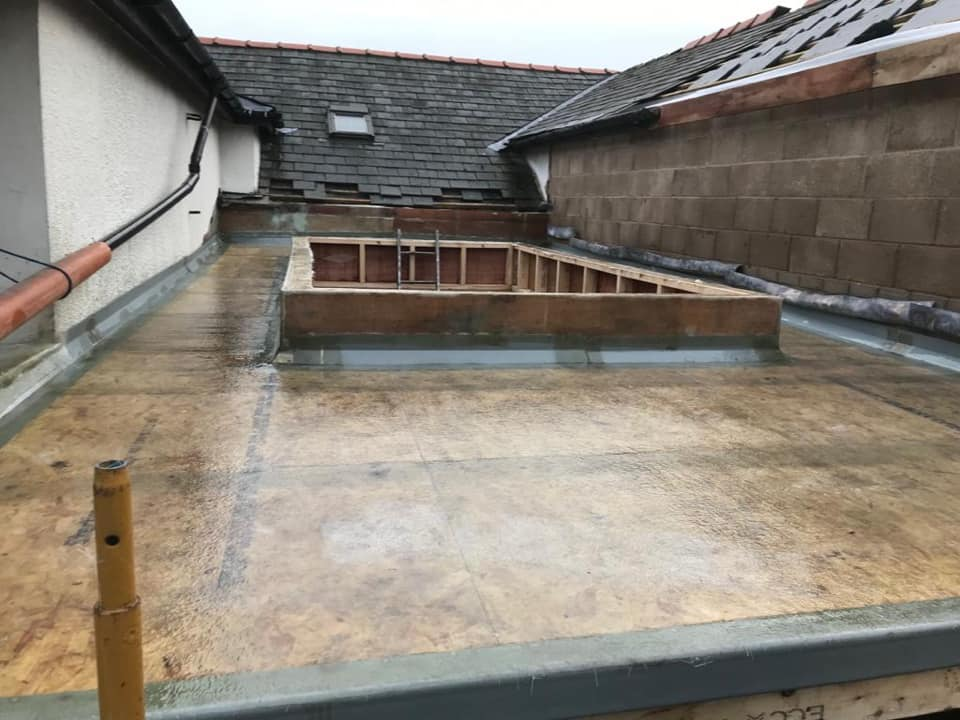 Flat Roofs Southport