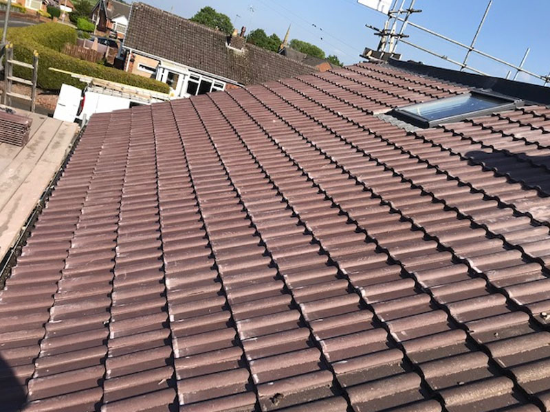 Roof Repairing Services Preston