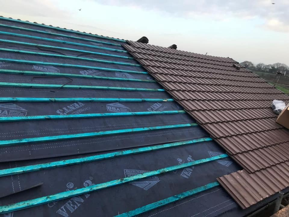 Roofer Blackpool