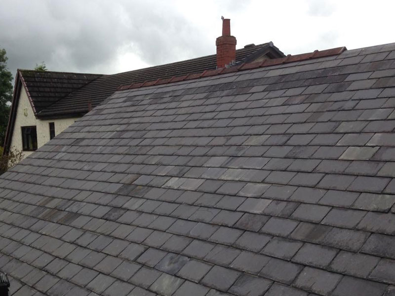 Roofing Company Preston