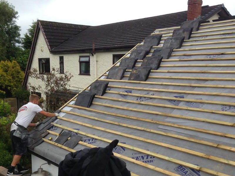 Roofing Solutions Blackburn